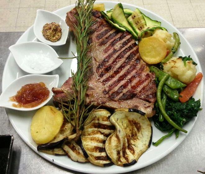 I secondi piatti di carne for Secondi di carne