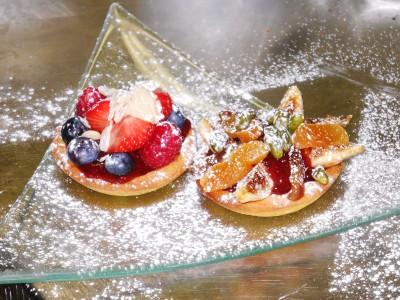 Crostatine casalinghe alla frutta